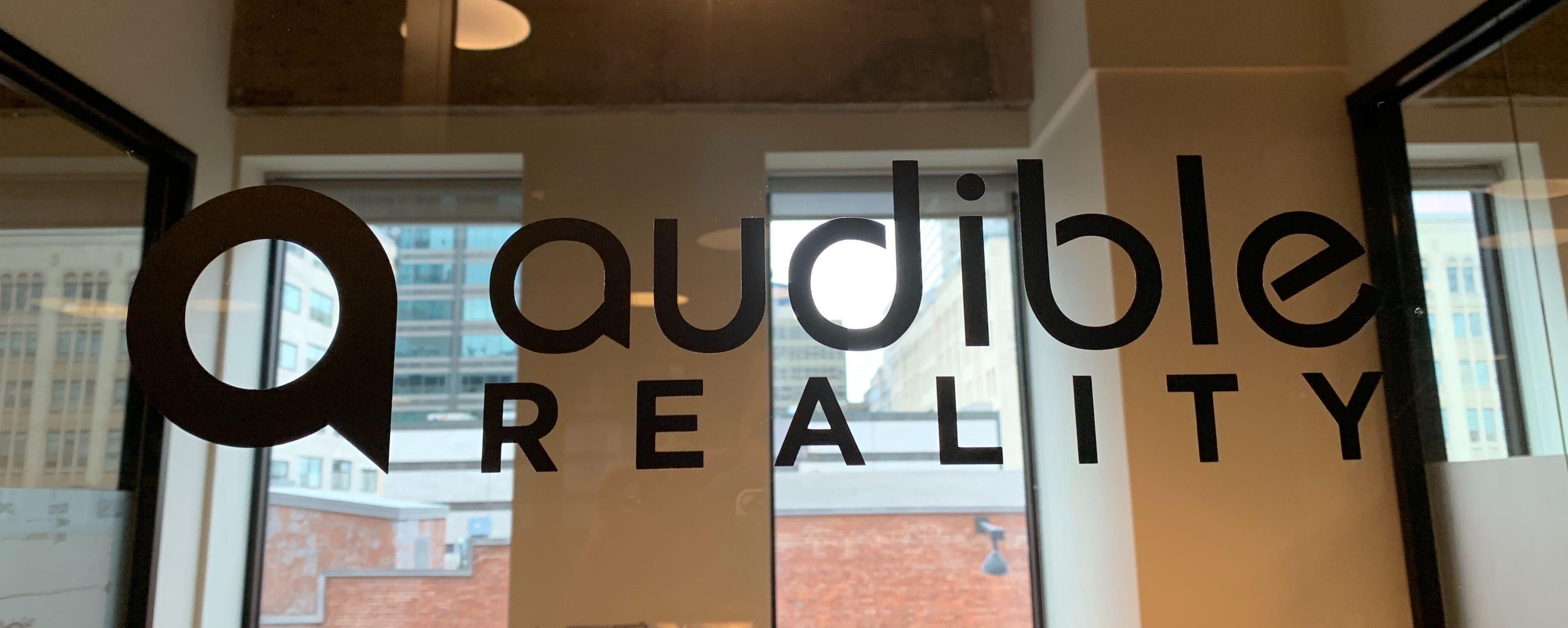 Meet Audible Reality